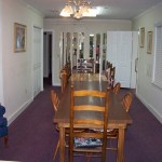 Mary's Haven Personal Care Home - Dining Area